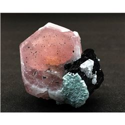 Apatite and Schorl from Pakistan  (53062)