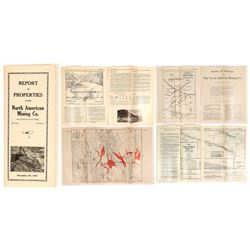 Colorado Mining Prospectus With Three Great Claim Maps  (111934)