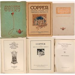 Anaconda Copper Mining Co. Booklets (119589)