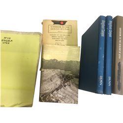 Bingham, UT Mining & Geology Books (6)  (86656)