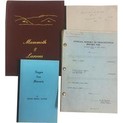 Mammoth, UT Mining Books (4)  (86653)
