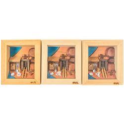 Big Bonanza Mine Shadow Boxes by David Nagel (3)  (58712)