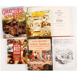 Gold Rush Related Books (6)  (55755)