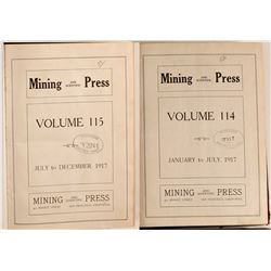 Mining and Scientific Press  (81170)