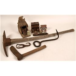 Mining Models and Rusty Tools  (116728)