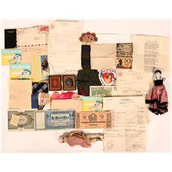 WW 2 family keepsakes  (113073)