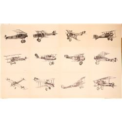 WWI Airplanes by DeMarco  (108965)