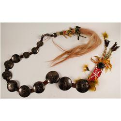Plains Indian Hair Drop  (56644)