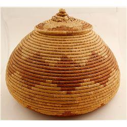 South African Zulu Basket  (119642)