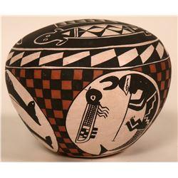 Seed Pot, Acoma Pueblo  (119000)