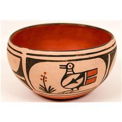 Santo Domingo (Kewa) Bowl  (117716)