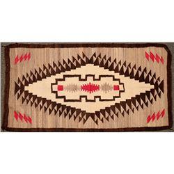 Vintage Ganado Style Rug  (119181)