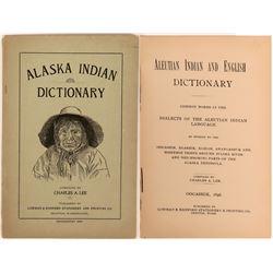 Rare Alaska Indian Dictionary  (113219)