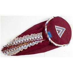 American Indian Cradleboard  (56641)