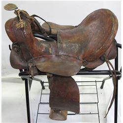 Cowboy Western Saddle  (54973)