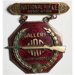 National Rifle Association Medal  (118111)