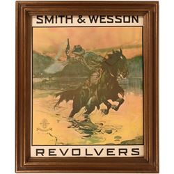 Smith and Wesson poster  (116743)