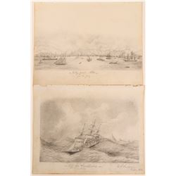 Two Drawings by Charles S. Swasey  (117454)