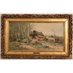 Watercolor Landscape by A. Kaufman  (117991)