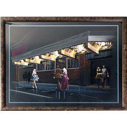 Fitzgerald's Club, Reno, NV Painting  (58851)