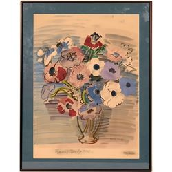 Anemonies by Raoul Dufy  (119001)