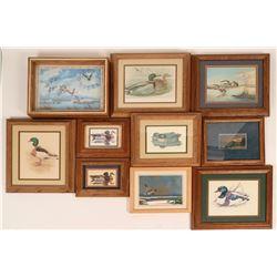 11 Different Duck Prints  (117998)