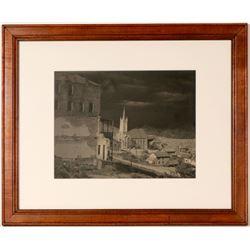 St. Mary's Church – Silver Gelatin Print by Gus Bundy  (115337)