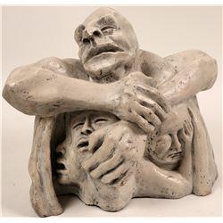 Sculpture by Matrin Holmas  (118165)