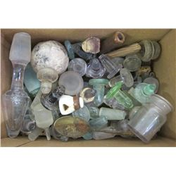 Glass Bottle Stopper Collection  (88349)