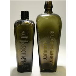 Two Dutch Gin Bottles  (119655)