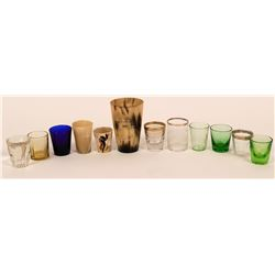 Vintage Shot Glasses  (117959)