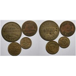 Allentown, Arizona Tokens  (117771)
