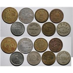 Bisbee, AZ Tokens: Cigar stores, Bar  (117760)