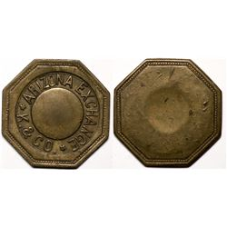 Chandler, AZ: Arizona Exchange Token  (119277)