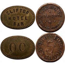 Clifton, AZ Token Pair  (119176)