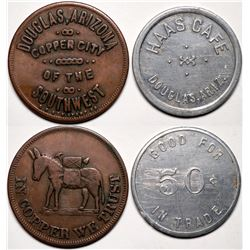 Douglas, AZ Tokens: Haas Cafe and Copper Promotional  (119279)
