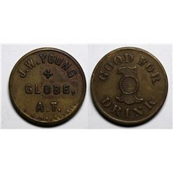 Globe, A.T. Token:  J.W. Young  (117752)