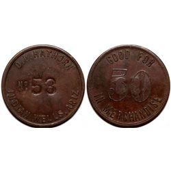 Indian Wells, AZ: O.L. Hathorn Token  (119175)