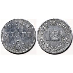 Tucson, AZ: The New State Bar Token  (117918)