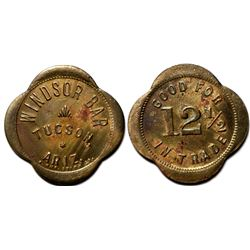 Tucson, AZ: Windsor Bar Token  (117919)