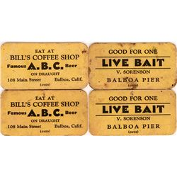 Good For Live Bait Tokens  (119134)