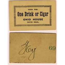 Ohio House Good For Ticket  (119665)