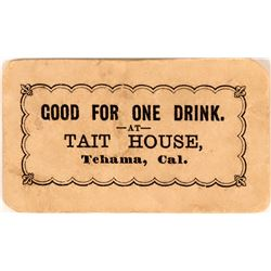 Tait House Token  (119125)