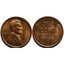 Gem Uncirculated 1931-S Lincoln Cent  (117628)
