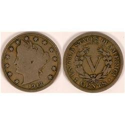 Key Date Liberty Head Nickel  (117681)