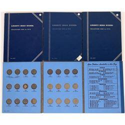 Liberty Head Nickel Albums  (117661)