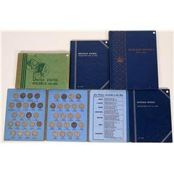 Buffalo Indian Head Nickel Albums  (117659)