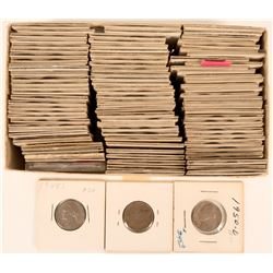 Box of Jefferson Nickels  (117660)