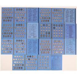 Jefferson Nickel Albums  (117665)