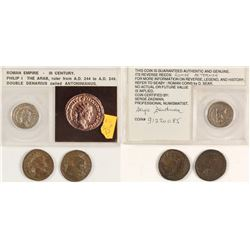 Roman Coins  (60553)